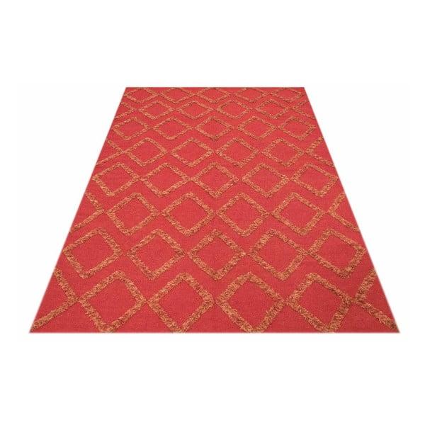 Wełniany dywan Kilim 601, 140x200 cm