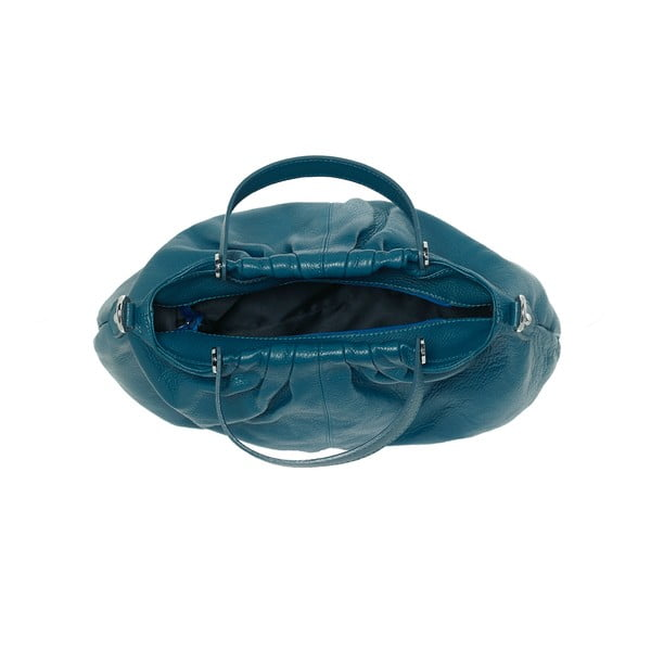 Skórzana torebka Andrea Cardone 934 Blue Green