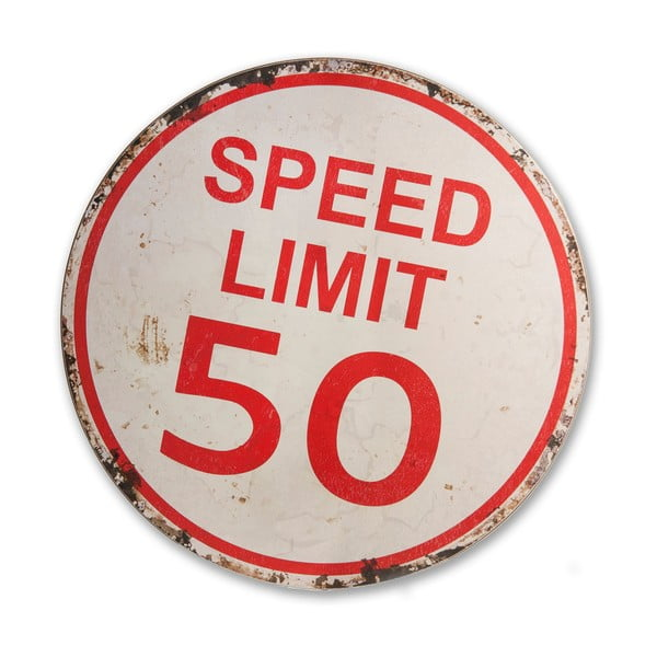Tablica Speed Limit