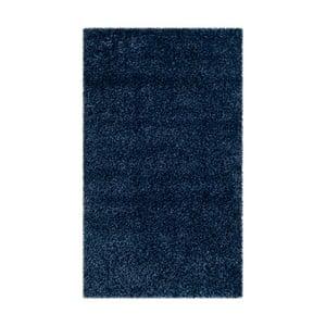 Dywan Crosby Blue, 91x152 cm