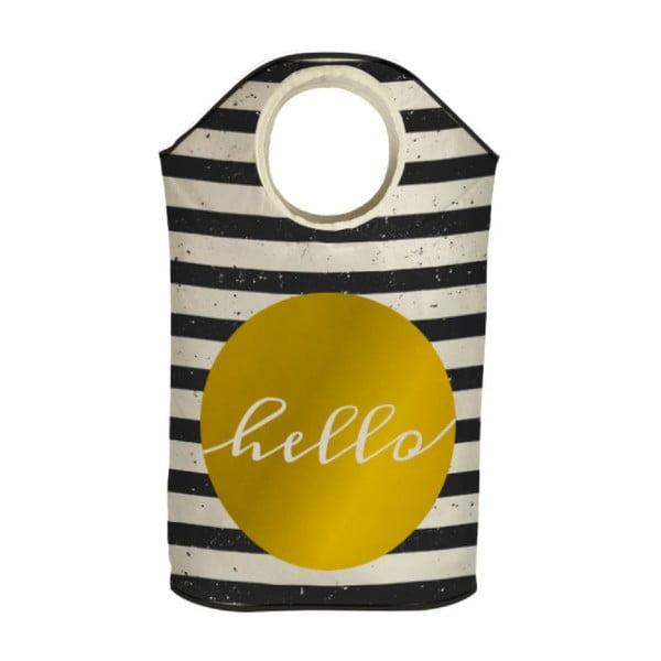 Kosz na pranie Butter Kings Striped Hello