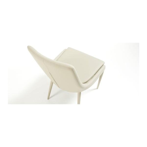 Krzesło Dant, perłowe