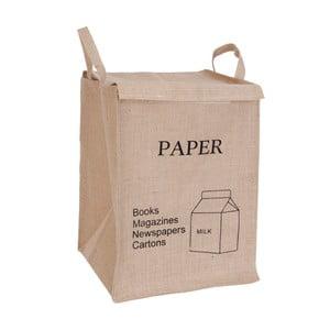 Kosz do segregacji papieru Clayre & Eef
