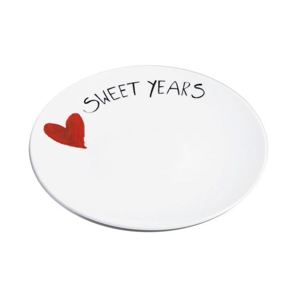 Zestaw talerzy Fade Love Sweet Years, 18 szt.
