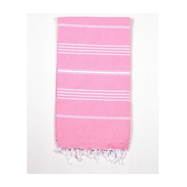 Ręcznik Ibiza 170 x 100 cm, Flamingo