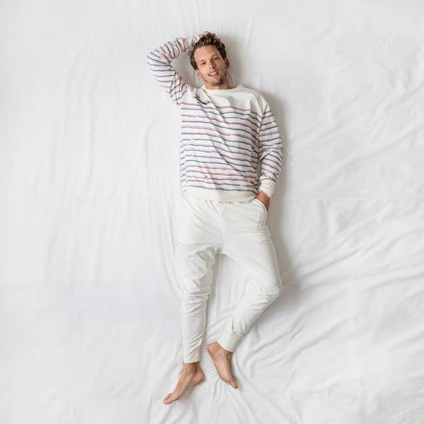 Biała bluza męska Snurk Toothpaste, M