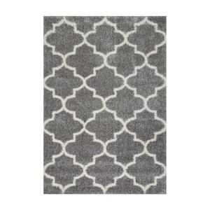 Dywan nuLOOM Sinto Grey, 120x183 cm