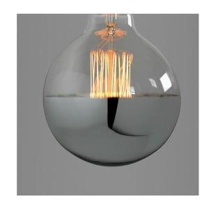 Żarówka Small Globe Silver Edison E27