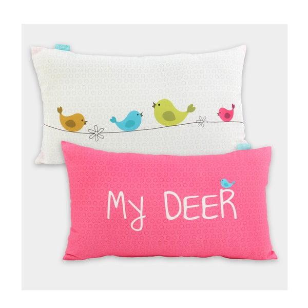 Poszewka na poduszkę My Deer 50x30 cm