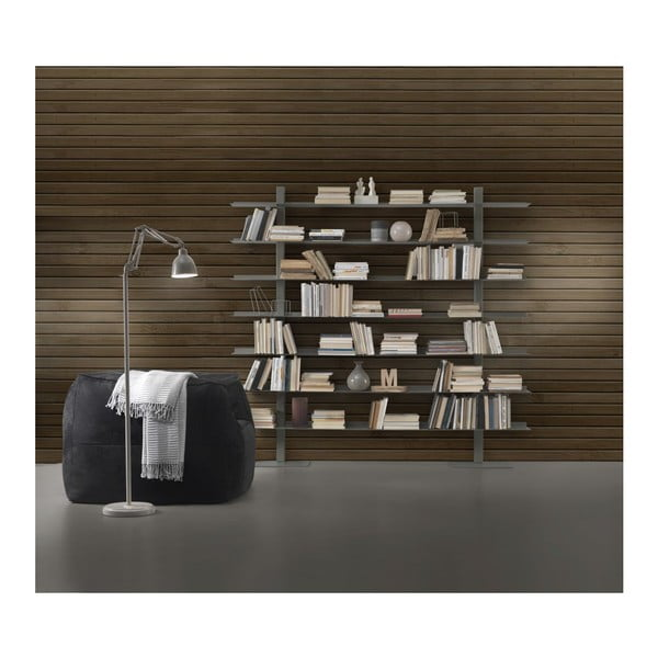 Biblioteczka Zefiro II Grey