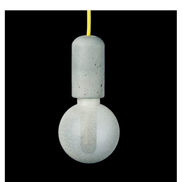 Żółta lampa Jakuba Velínskiego, 1,2 m