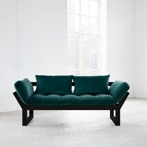 Wielofunkcyjna sofa Karup Edge Black/Velvet Botella