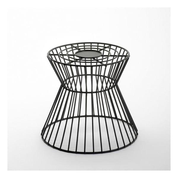 Metalowy stojak Epoxy, 18x15x14,7 cm