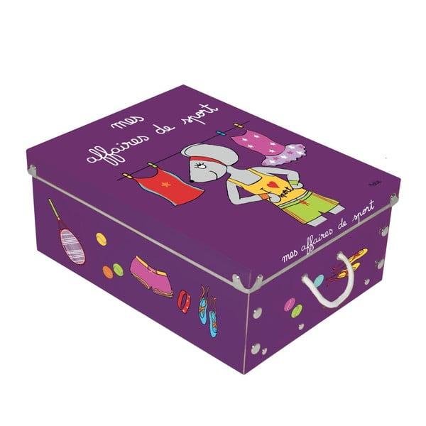 Pudełko Les Interpides