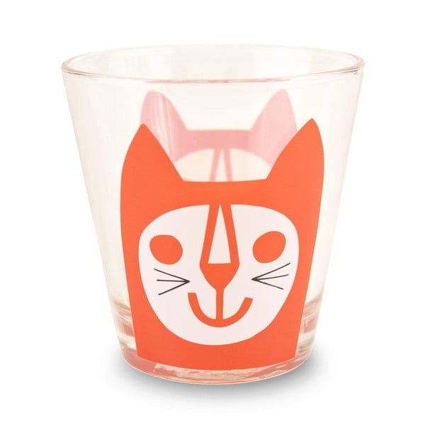 Szklanka MAKE International Red Cat, 250 ml