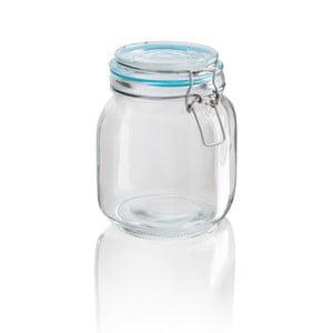 Pojemnik szklany Sabichi Clip, 900 ml