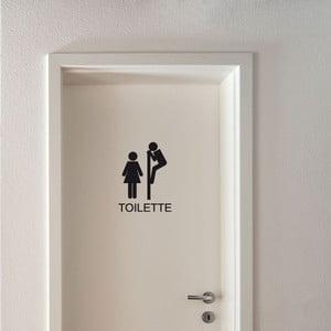 Naklejka Toiletter Funny