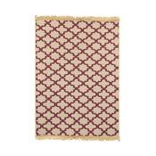 Czerwony dywan Ya Rugs Claret, 120x180 cm