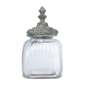 Szklany   pojemnik Côté Table Antic Shade, 29cm