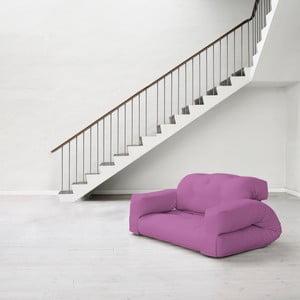 Sofa rozkładana Karup Hippo Taffy Pink