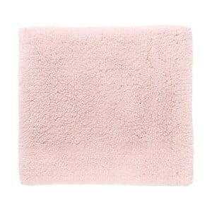 Różowy dywanik łazienkowy Aquanova Alma, 60x60cm