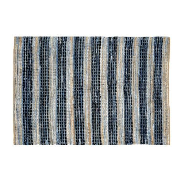 Wełniany dywan Cowboy Blue, 170x240 cm
