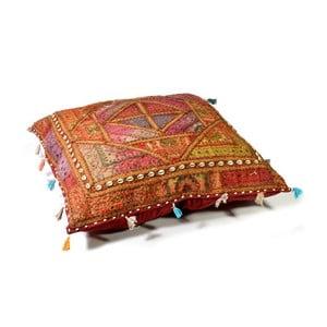 Poduszka do siedzenia Radżastan, 85x85 cm
