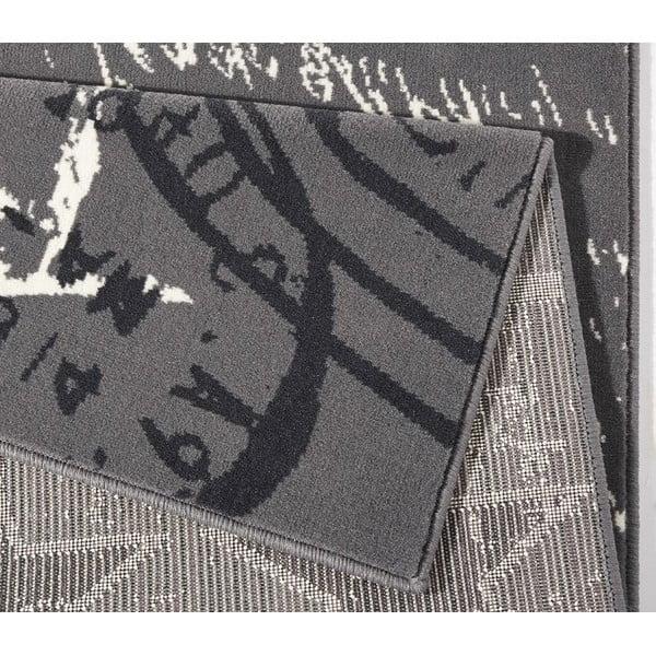 Szary dywan dziecięcy Hanse Home Stars, 140x200cm