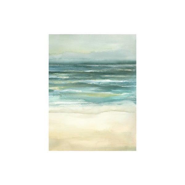 Obraz Tranquil Sea III, 60x80 cm