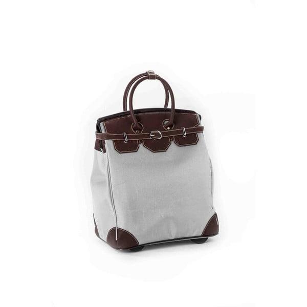 Bagaż podręczny 2v1 Grey