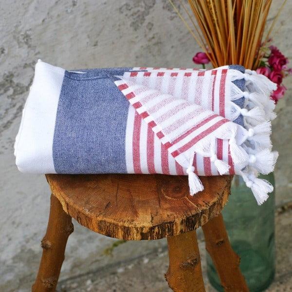 Ręcznik hamam Peshtemal White, 100x180 cm