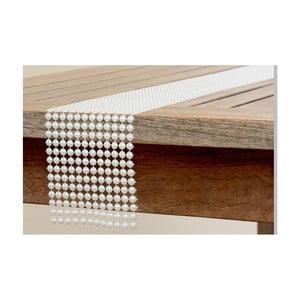 Taśma dekoracyjna na stół Boltze Pearl, 180x11cm
