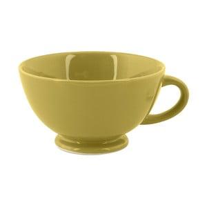 Kubek Jumbo Cappuccino, oliwkowy