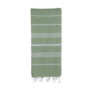 Wielofunkcyjny ręcznik Talihto Pure Olive