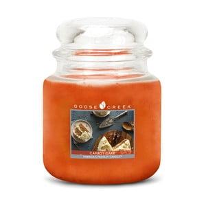 Świeczka zapachowa w szklanym pojemniku Goose Creek Ciasto marchewkowe, 0,45 kg