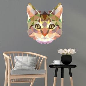 Naklejka Fanastick Origami Cat