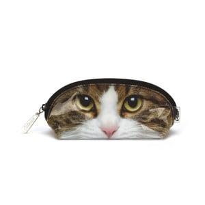 Okrągła kosmetyczka Tabby Cat
