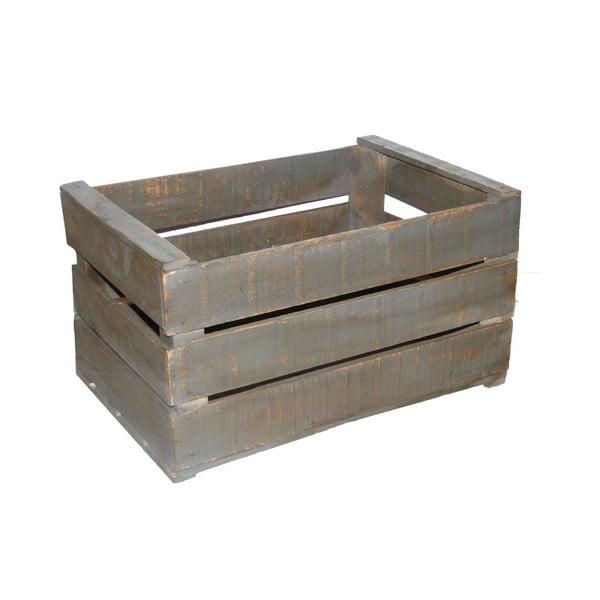 Drewniana skrzynka Antic Line Greys