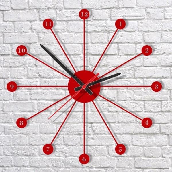 Zegar ścienny Red Imagine