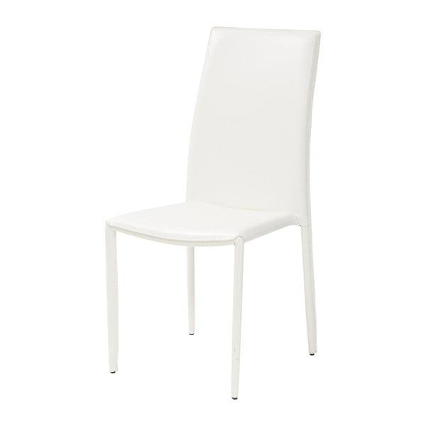 Krzesło Dedis, białe