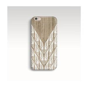 Etui na telefon Wooden Wings na iPhone 6/6S