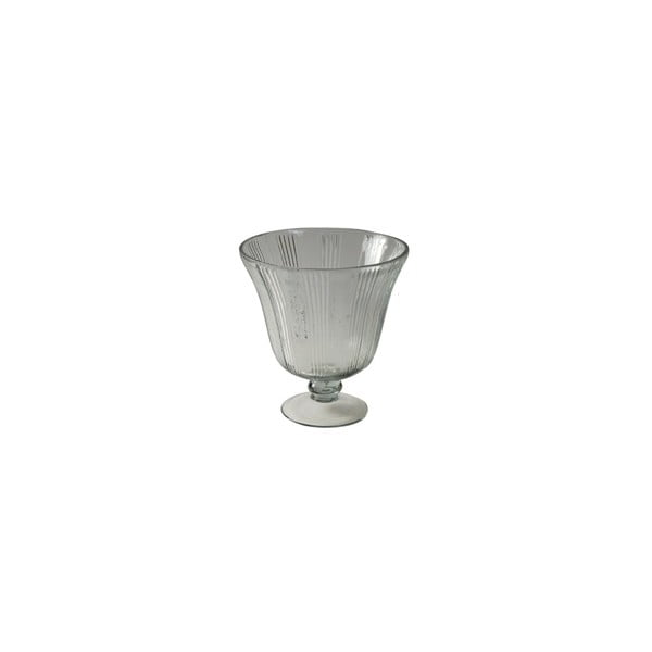 Szklany wazon Antic Line Glass, 24 cm