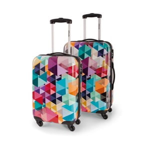 Zestaw 2 walizek Lucchino Multi