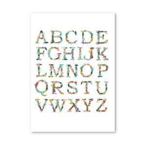 Plakat (projekt: Mia Charro) - ABC