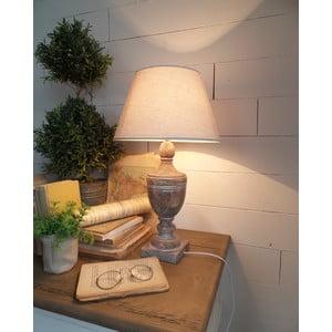 Lampa stołowa Antique Wood, 30x50 cm