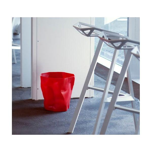 Kosz na śmieci Essey Mini Bin Bin Czerwony