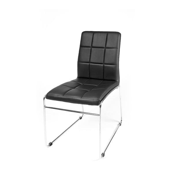 Krzesło Kid, czarne