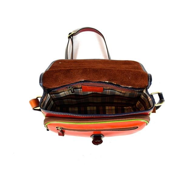 Skórzana torebka Santo Croce M6807 Multi