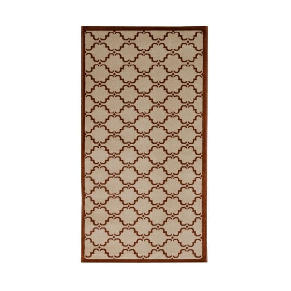 Dywan Galata 39017A Cream/Brick, 80x150 cm