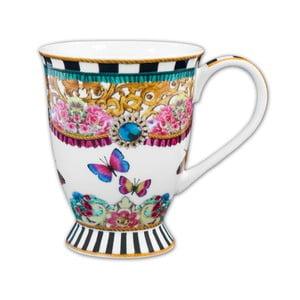 Kubek porcelanowy Melli Mello Stripe, 150 ml
